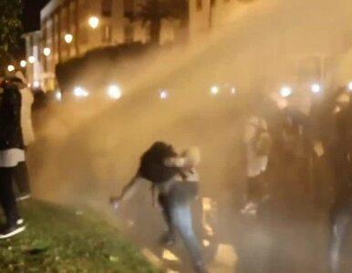 Protest nauczycieli w Maroku i brutalna reakcja policji. Są ranni