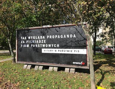Obywatele RP odpowiadają na kampanię billboardową