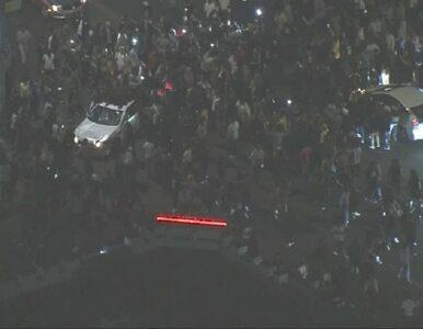 Zamieszki w Los Angeles po śmierci rapera. XXXTentacion został zastrzelony