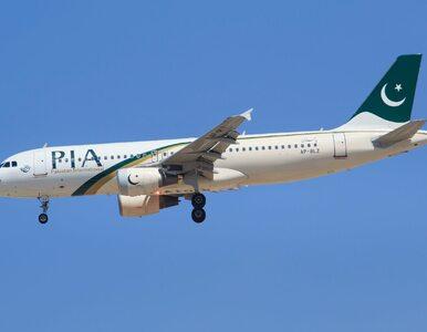 Katastrofa samolotu w pobliżu Karaczi. Ponad 100 osób na pokładzie