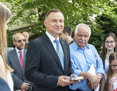 Andrzej Duda: Nie jestem zwolennikiem jakichkolwiek szczepień...