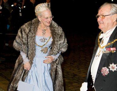 """Dania: Mąż królowej nie chce być z nią pochowany. """"Jest sfrustrowany i..."""