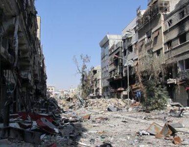 Krytyczna sytuacja w Damaszku. UNRWA apeluje o pomoc