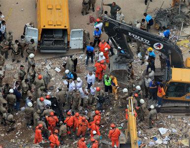 Budynki runęły w centrum Rio. 22 osoby zaginęły