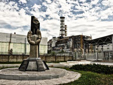 Płonie zona w Czarnobylu. Władze Ukrainy informują o poziomie radiacji