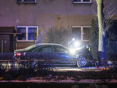 Wypadek rządowej kolumny. Premier Beata Szydło trafiła do szpitala