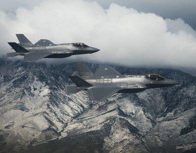Myśliwce F-35 dla Polski? USA rozważają możliwość sprzedaży samolotów
