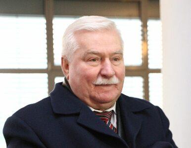 """Lech Wałęsa dla """"Nowego Dziennika"""": Papieżem już nie będę"""