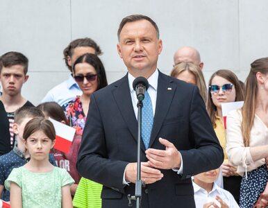 Andrzej Duda w czasie debaty czytał z promptera? Jest odpowiedź TVP