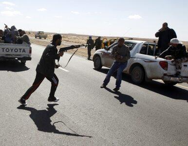 ONZ prosi Libijczyków: przestańcie walczyć