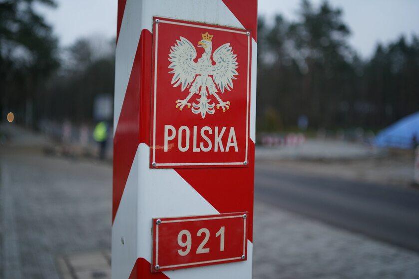 Granica Polski, zdj. ilustracyjne