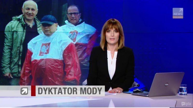 """Temat pojawił się także w głównym wydaniu """"Wydarzeń"""" Polsatu"""