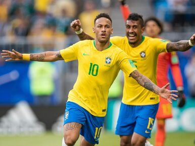 NA ŻYWO: Brazylia – Belgia