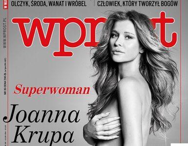 Joanna Krupa, Demi Moore, Serena Williams. Gwiazdy w ciąży na okładkach