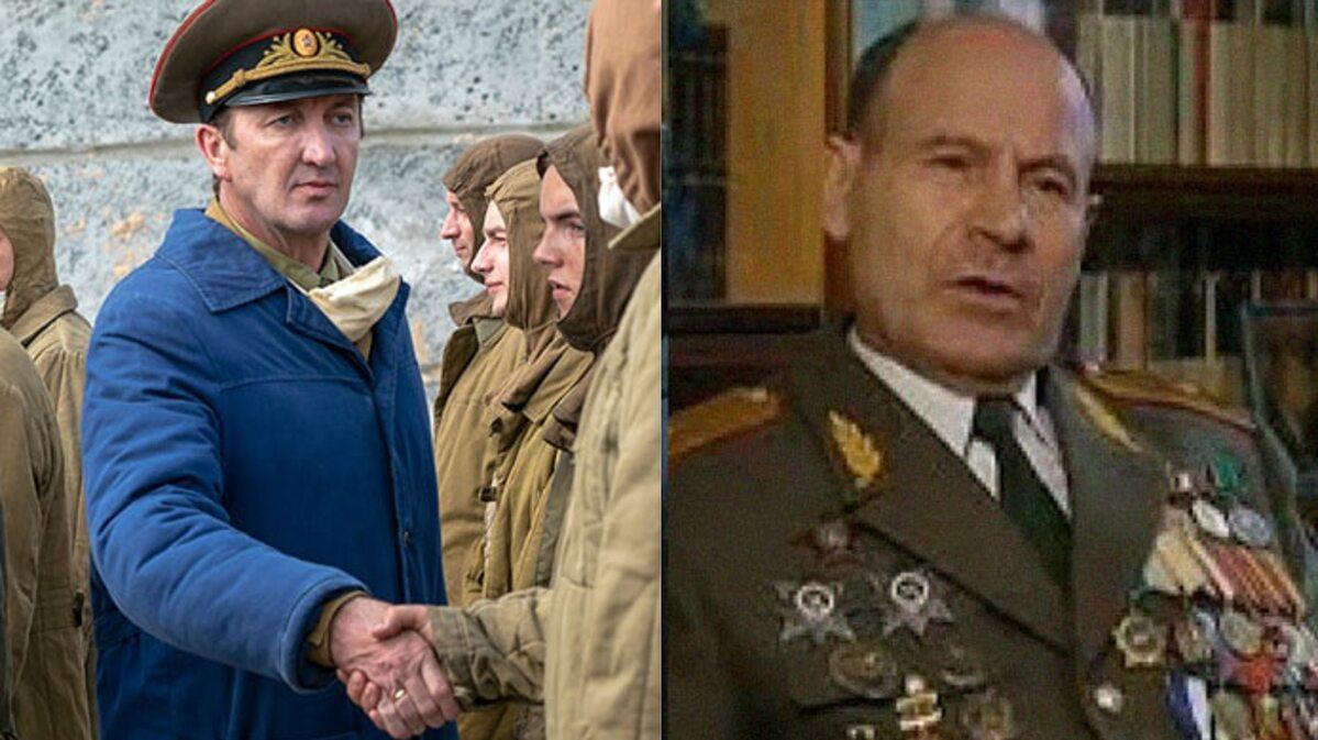 Ralph Ineson jako generał Nikołaj Tarakanow
