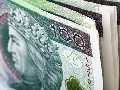 Roztargniony mężczyzna zostawił na ulicy 70 tys. złotych