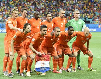 Holendrzy muszą opuścić hotel. Wynajęła go... FIFA