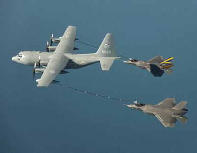 Najnowsze myśliwce F-35 trafią na Bliski Wschód