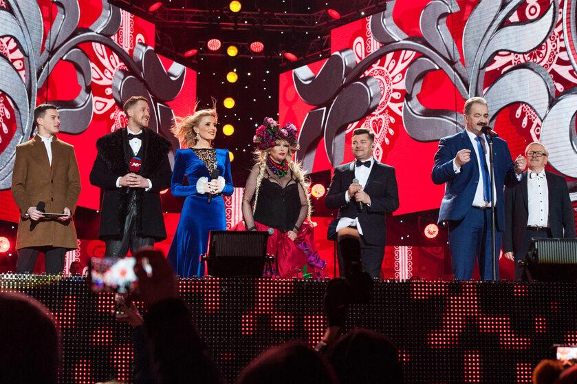 Sylwestrowy koncert TVP 2