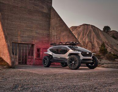 """Terenówka z """"Mad Maxa"""". Audi AI:Trail Quattro"""