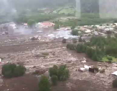 Chile. Ludzi pogrzebała lawina błotna. Zabici i ranni