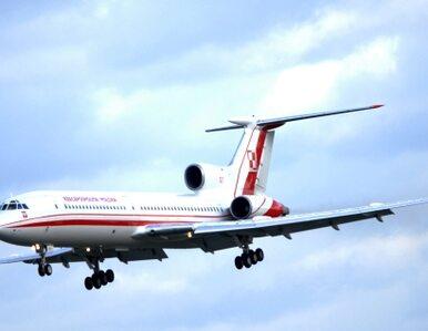 """""""Dwa wstrząsy na pokładzie Tu-154? Tak - bo samolot uderzył w brzozę"""""""