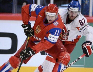MŚ w hokeju: Rosjanie wygrali z Czechami