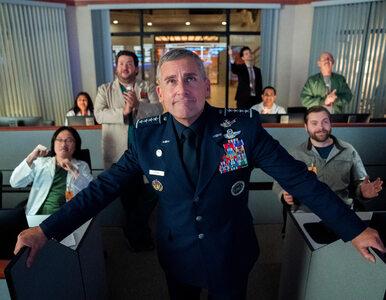 """Carell, Kudrow, Malkovich. Netflix pokazał zwiastun serialu """"Siły..."""