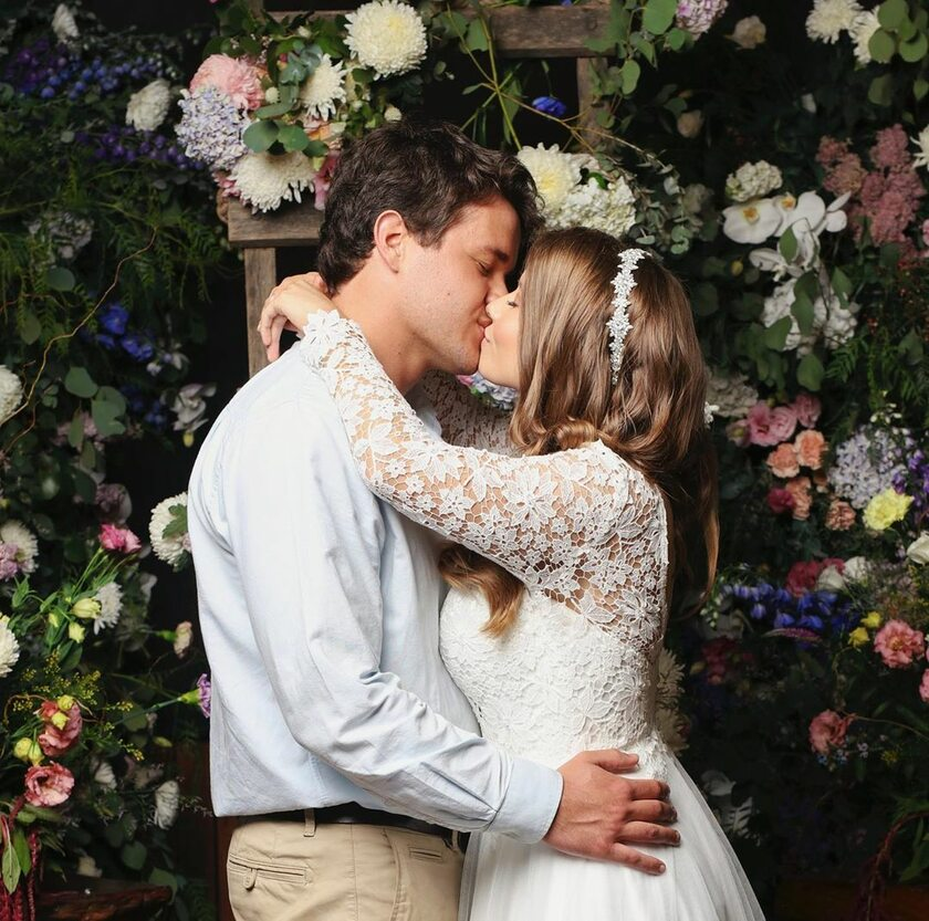 Bindi Irwin i Chandler Powell