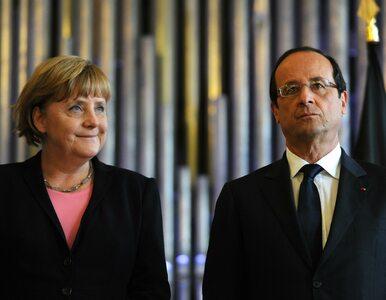 Zaskakujący ruch Berlina i Paryża. Merkel i Hollande jadą do Kijowa i...