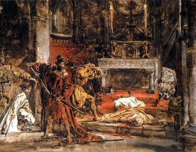 Władca, który zamordował polskiego biskupa? Stracił tron, a duchowny...