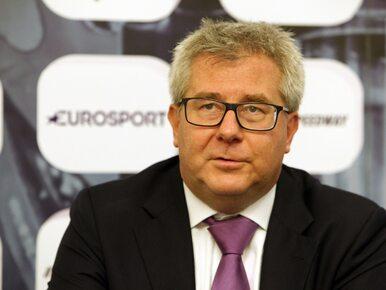 """Czarnecki: Dziś Juncker zaczął """"mówić Kaczyńskim"""""""