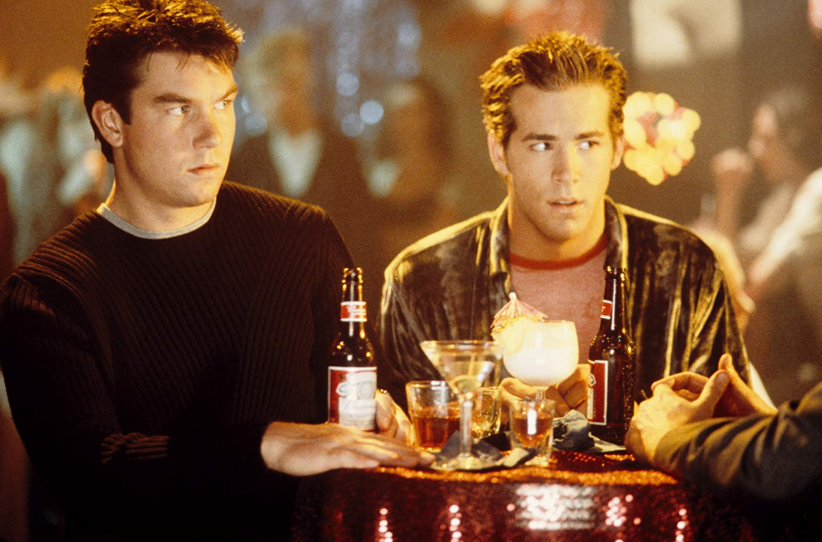 "Jerry O'Connell i Ryan Reynolds w ""Buying the Cow"" (2002)"