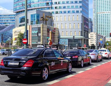 Taksówkarze wreszcie przestaną narzekać na płatności bezgotówkowe?