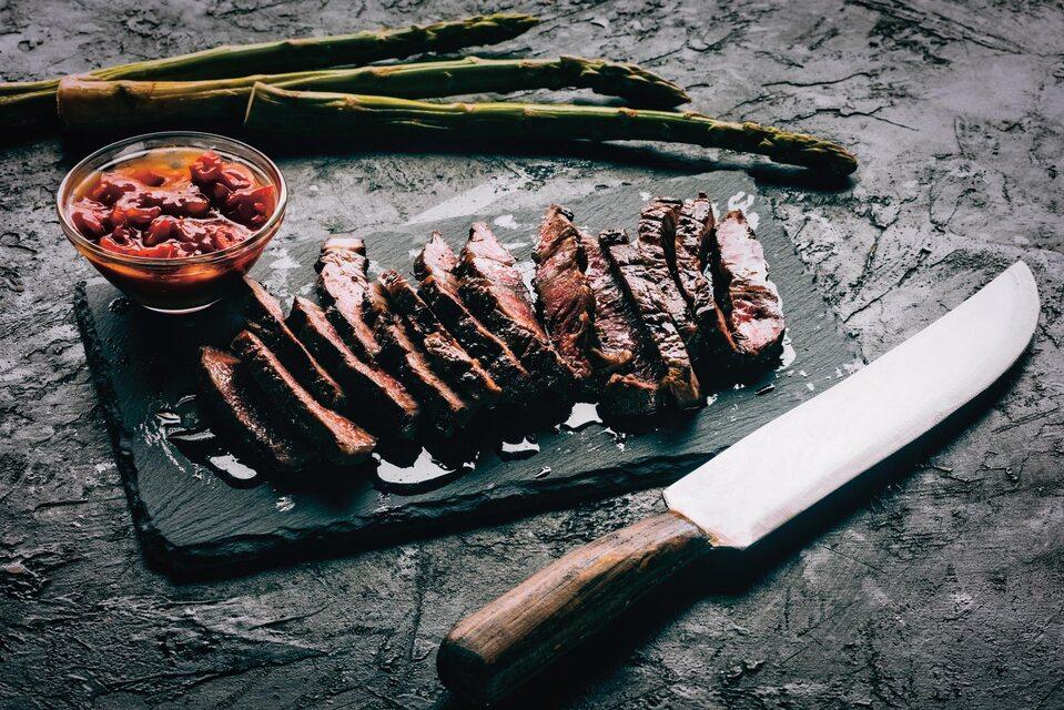Pokrojone mięso