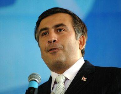 Saakaszwili prosi Zachód o większe wsparcie