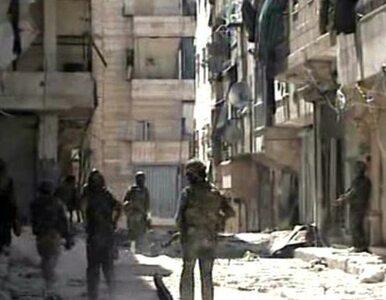 Asad odzyskuje Syrię? Rebelianci wypędzeni z Salahedin