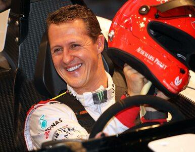 """Menadżerka Schumachera: """"Mam nadzieję, że do nas wróci"""""""