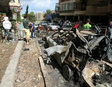 Syryjski konflikt przeniósł się do Libanu. Dwie osoby nie żyją