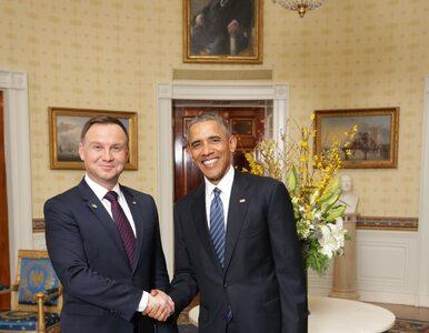 """3 kwadranse z Obamą, """"ale może się przedłużyć"""". Rzecznik Andrzeja Dudy o..."""
