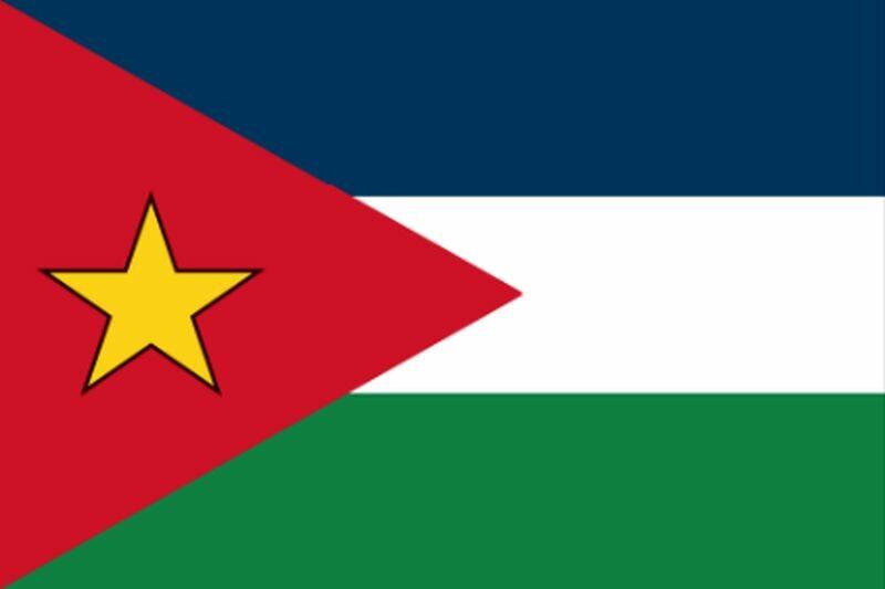 Oficjalna flaga San Escobar