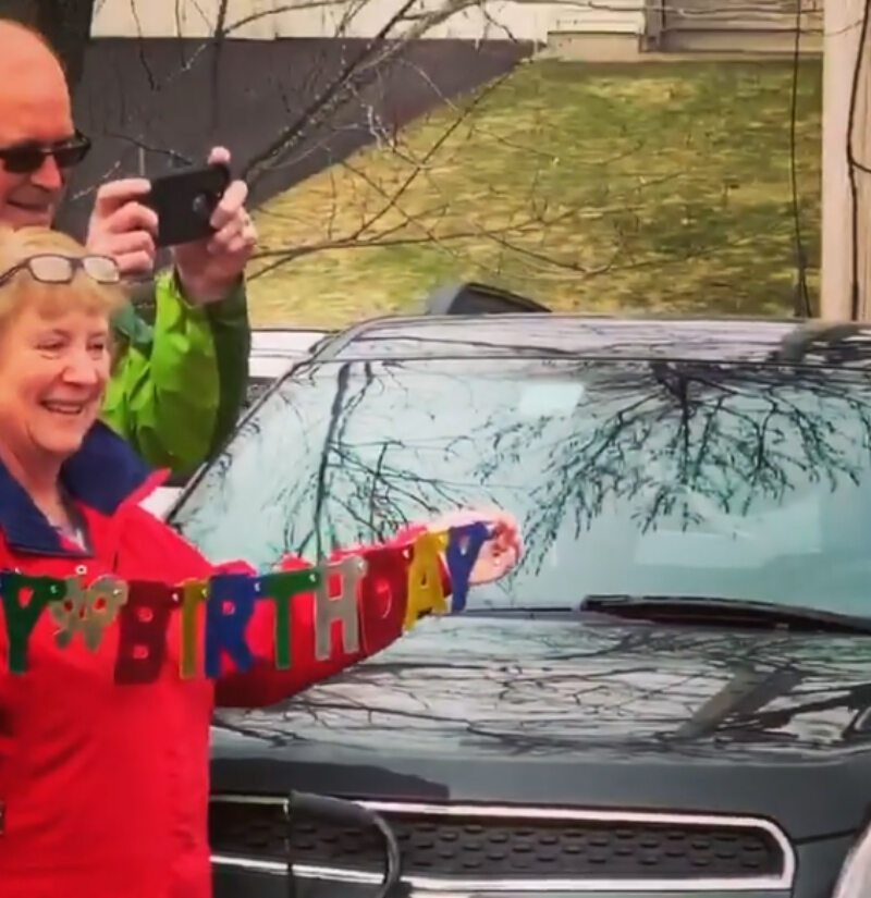 Urodziny Kathleen Byrne