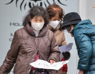 Koronawirus. Pierwsza ofiara śmiertelna w Japonii