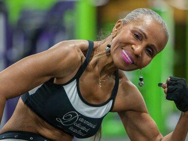 To najstarsza kulturystka na świecie? 81-latka zachwyca formą i podbija...