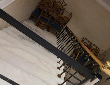 Co się dzieje w Sali Kolumnowej? Kancelaria Sejmu wyjaśnia
