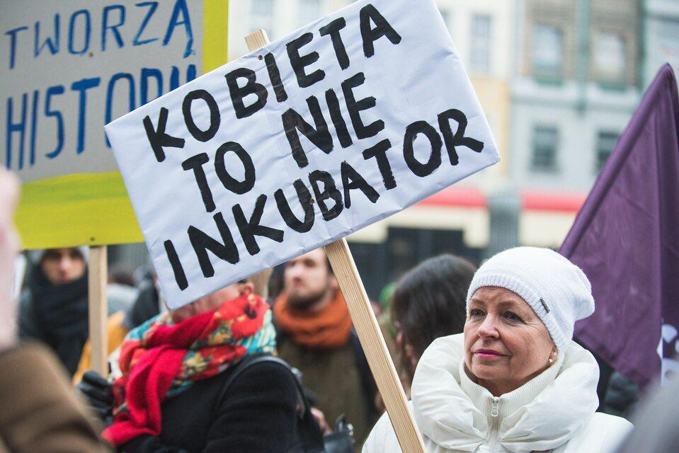Czarny Piątek w Gdańsku