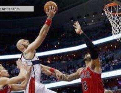 NBA: Wizards prowadzą z Bulls już 3:1. Awans... wciąż daleko?
