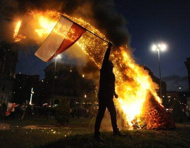 Bilans Marszu Niepodległości: 70 zatrzymanych, 12 rannych policjantów