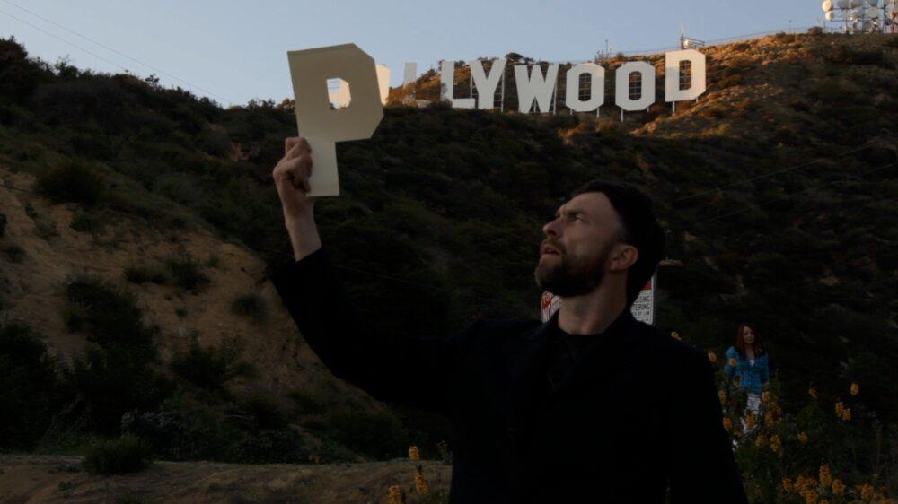 "Kadr z filmu ""Pollywood"""