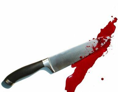 Ugodził żonę nożem kuchennym. Kobieta zmarła